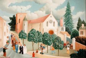 (235)- (922)- Va en 235 Noces vendéennes, Saint Georges de Pointindoux